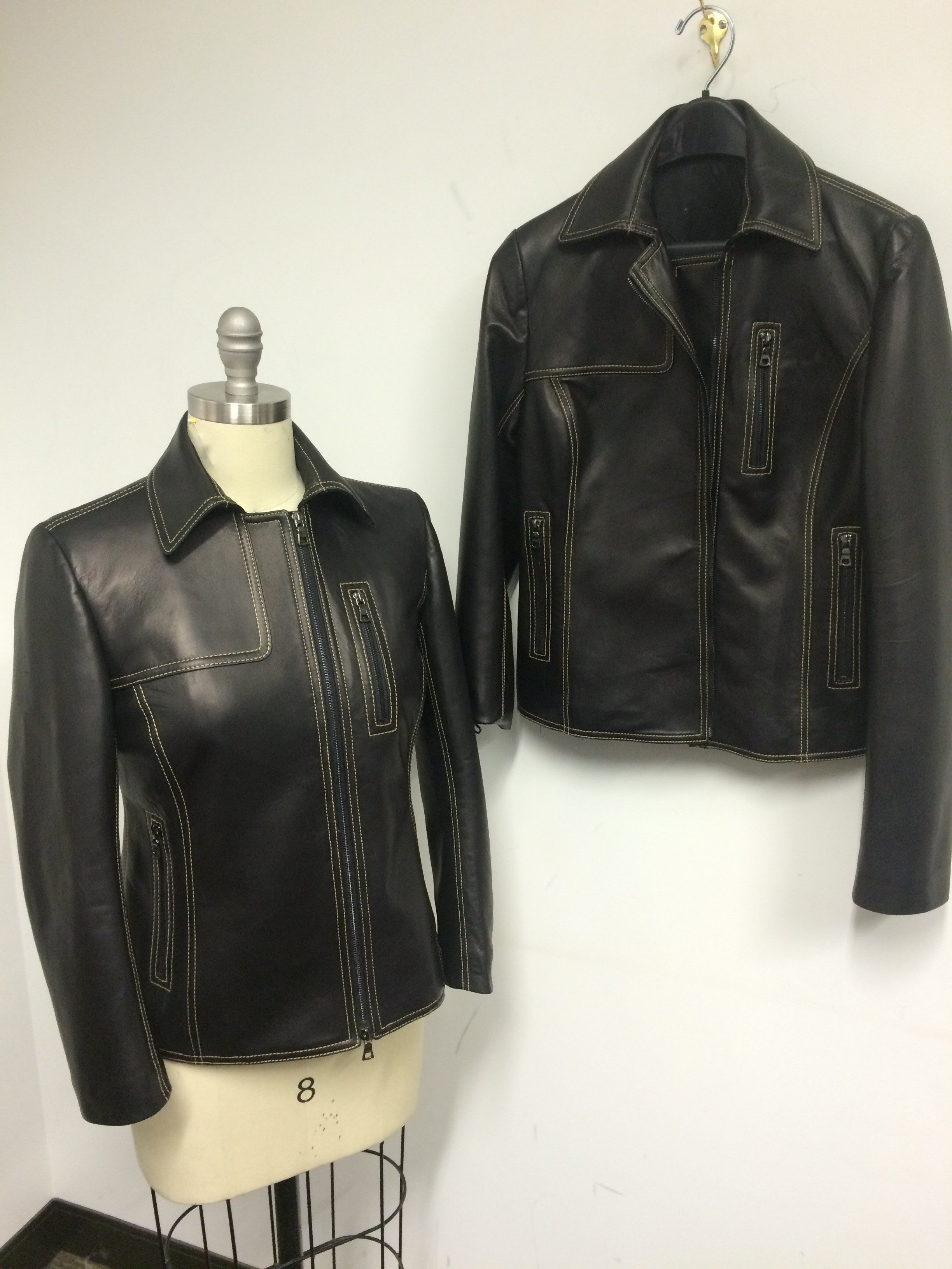 Leather Jacket Alterations Nyc - Jacket